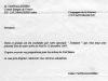 lettre Banque de France